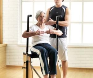 O Pilates é uma ótima indicação para a Terceira Idade